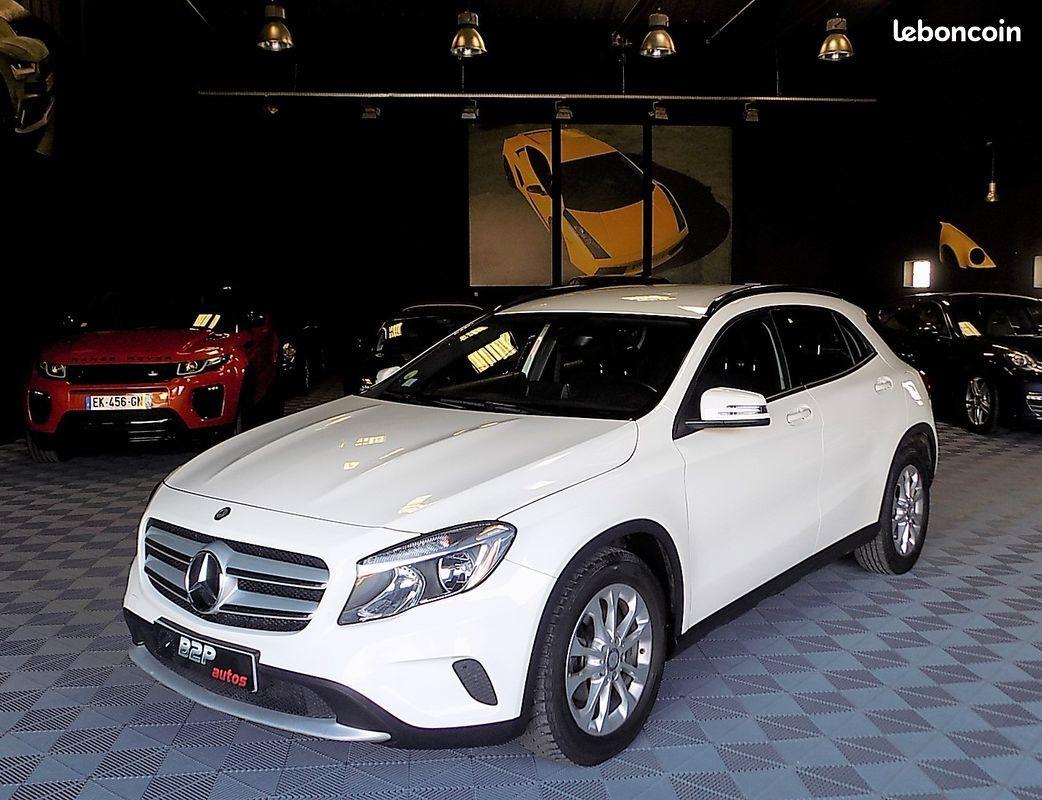 photo voiture mercedes Mercedes gla 180 cdi bva inspiration
