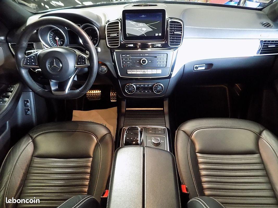 photo secondaire Mercedes gle 350 coupe fascination amg mercedes
