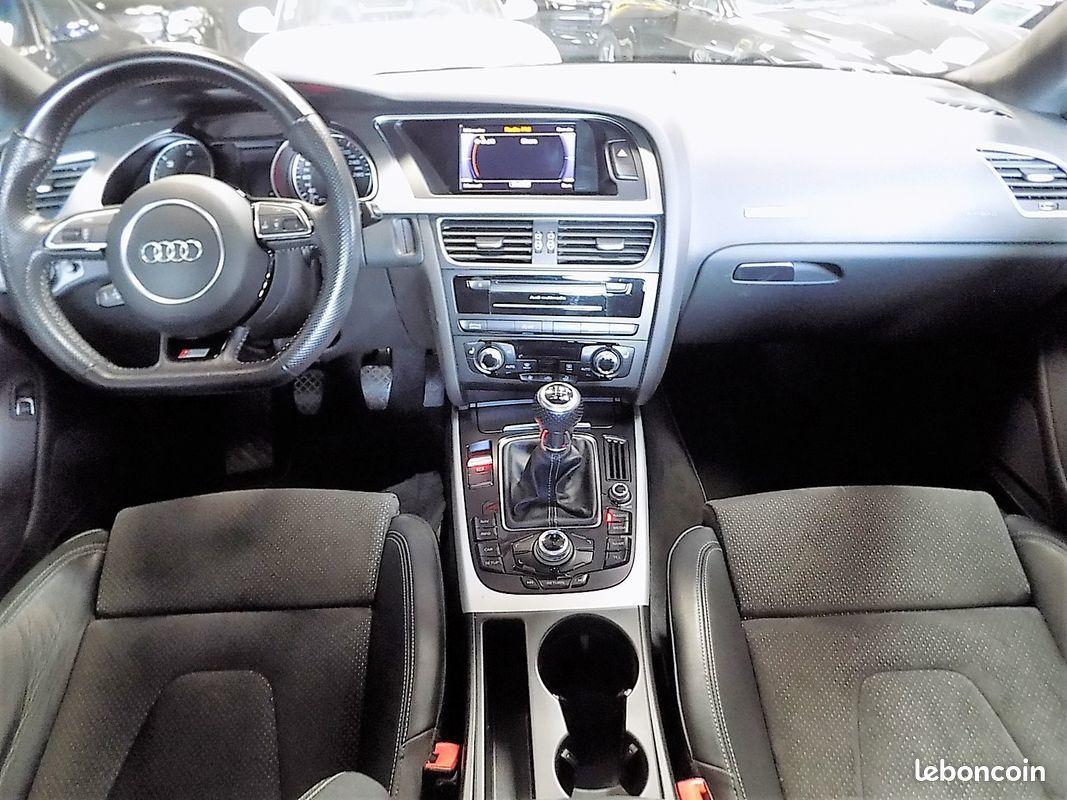 photo secondaire Audi tt cabriolet 1.8 tfsi 160 cv s-line roadster audi