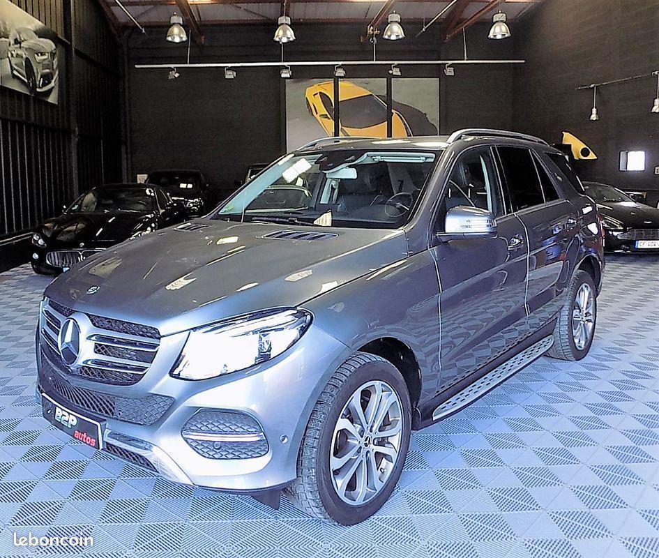 photo voiture mercedes Mercedes gle 250d amg line deriv vp tva recup vasp