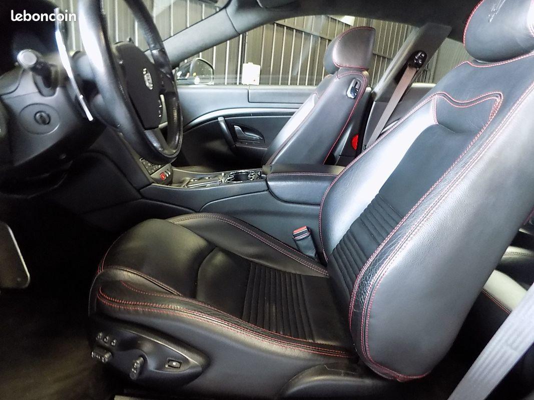 photo secondaire Maserati granturismo s v8 4.7 l 440 cv maserati