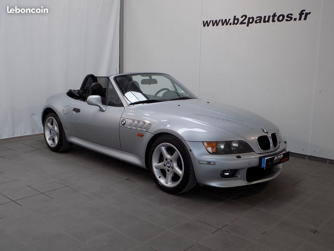 photo vehicule vendu - Bmw z3 cabriolet 2.8 l 192 cv hard top
