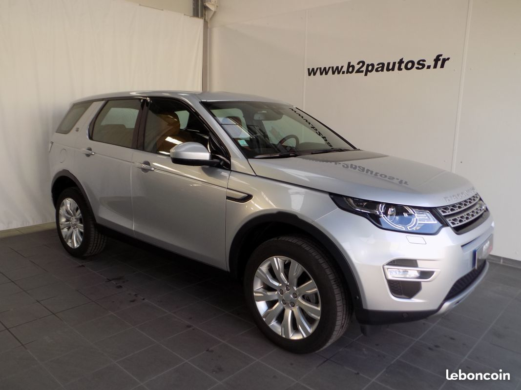 photo vehicule vendu - RANGE ROVER DISCOVERY SPORT SD4 190 ch HSE LUXURY