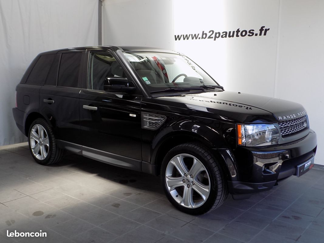 photo vehicule vendu - Land rover range rover sport tdv8 272 cv hse to