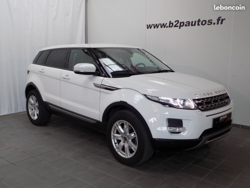 photo vehicule vendu - Land rover range rover evoque 2.2 sd4 190 cv