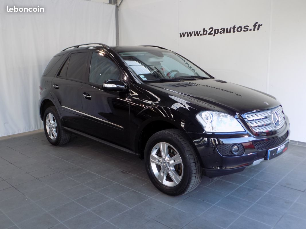 photo vehicule vendu - Mercedes ml 320 cdi 224 cv v6 pack sport