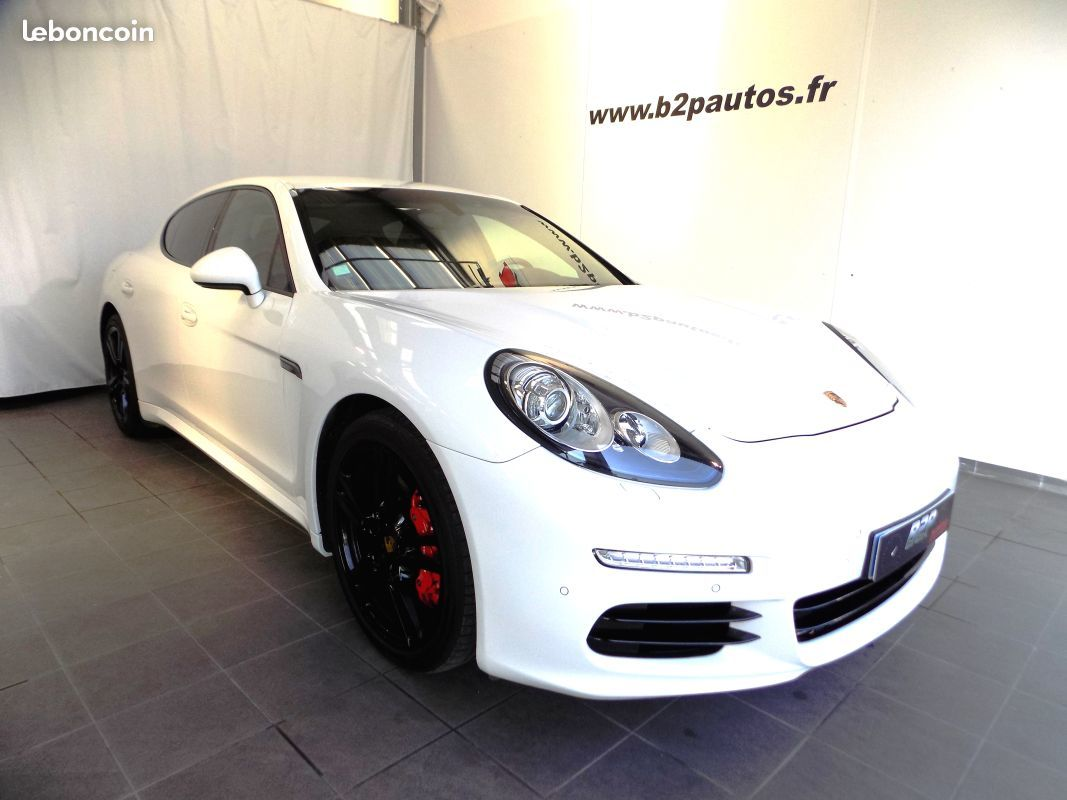 photo vehicule vendu - Porsche panamera 3.0 v6 300 cv phase 2