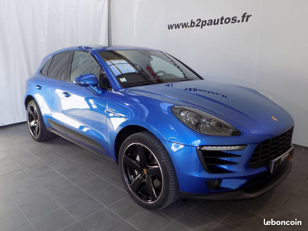 photo vehicule vendu - Porsche macan s 3.0 v6 258 cv 1ere main fr