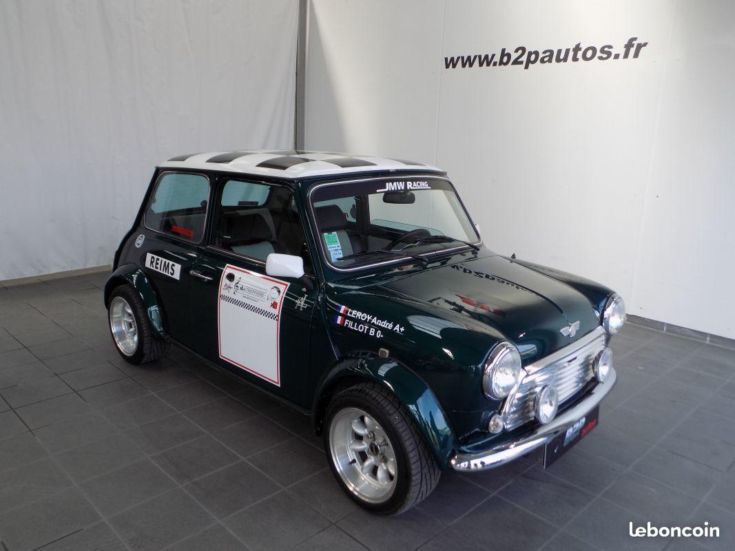 photo vehicule vendu - Mini cooper 1300 restaure