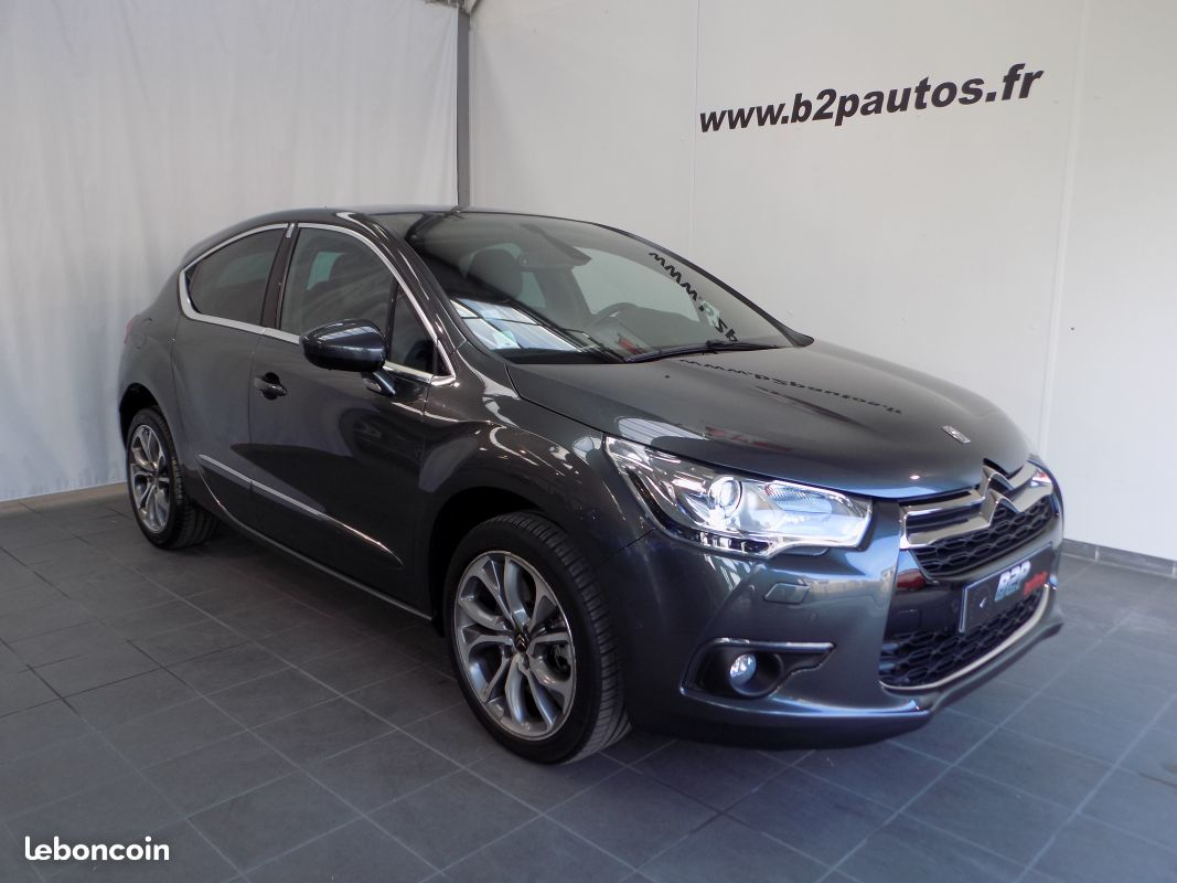 photo vehicule vendu - Citroen ds4 thp 200 cv bvm6 1ere main sport chic