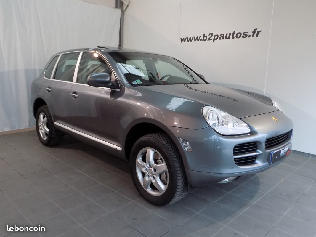 photo vehicule vendu - Porsche cayenne s 4.5 l v8 340 cv bva