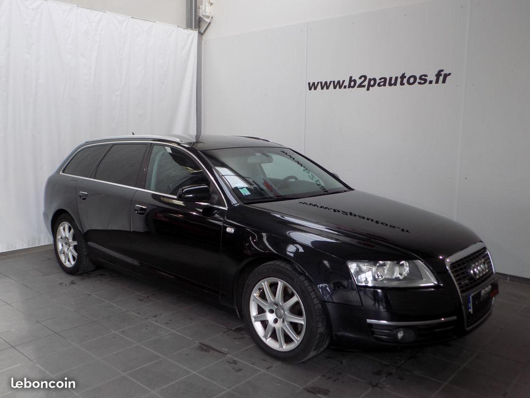 photo vehicule vendu - Audi a6 avant 3.0 tdi quattro bva