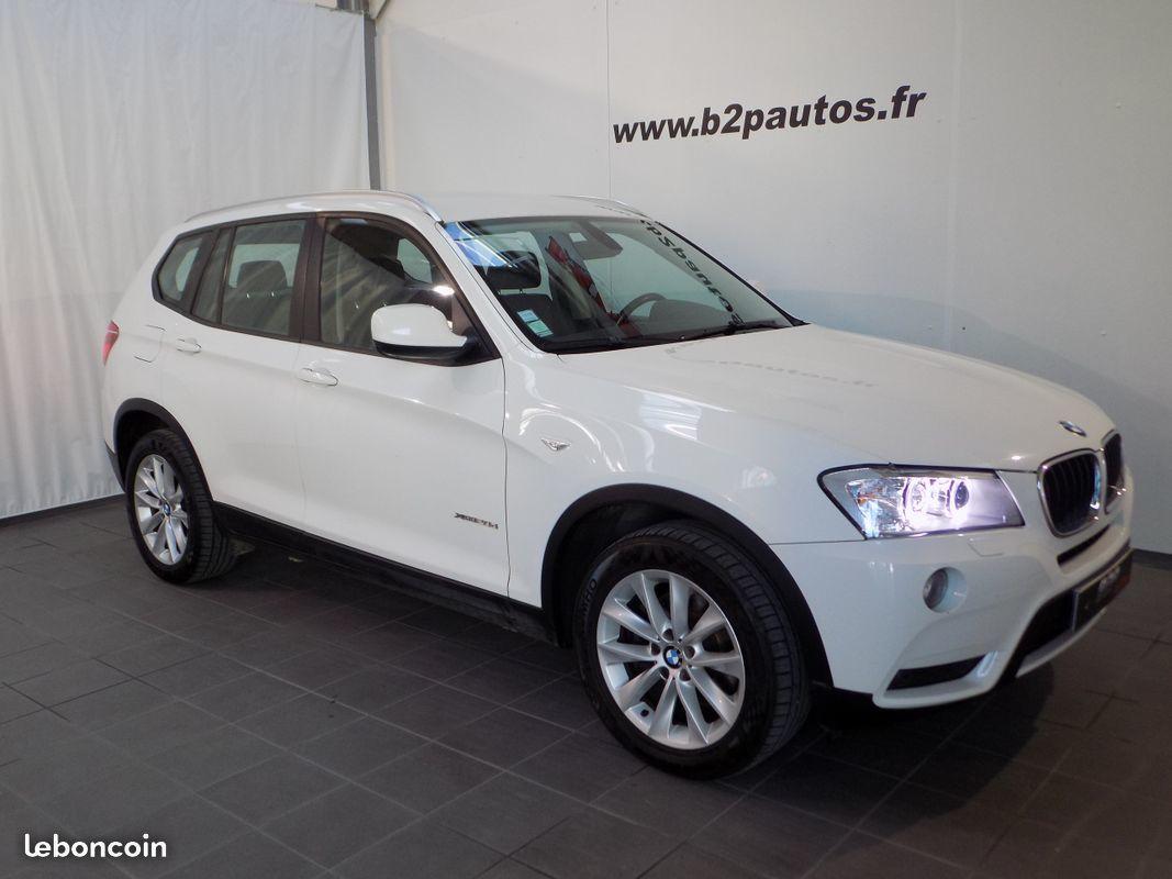 photo vehicule vendu - Bmw x3 2.0 d 184 cv x-drive excellis