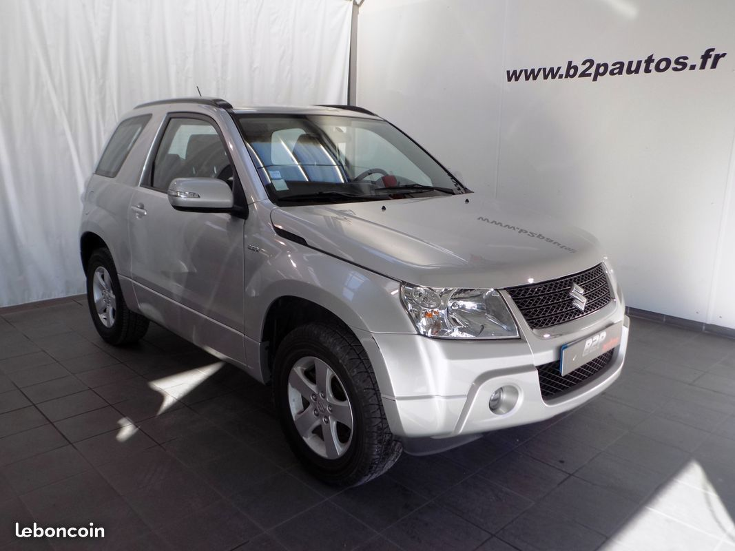 photo vehicule vendu - Suzuki grand vitara 3p 1.9 ddis 129cv 1ere main