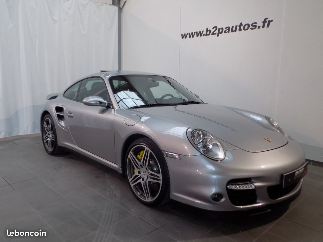 photo vehicule vendu - Porsche 911 turbo 997 3.6 l 480 cv boite meca to