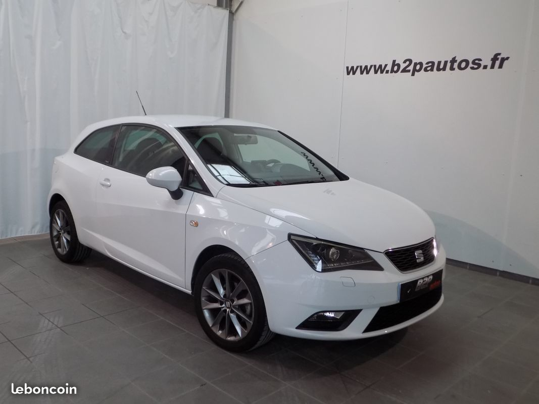 photo vehicule vendu - Seat ibiza 1.2 tsi 105 cv tech plus