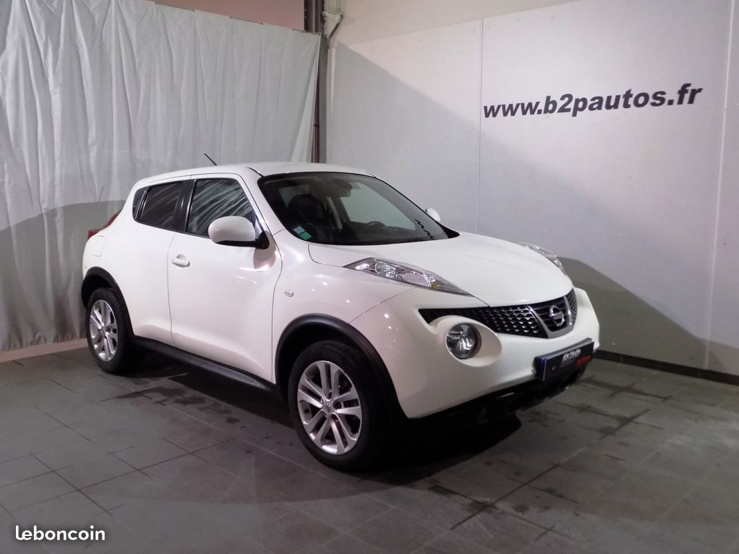 photo vehicule vendu - Nissan juke 1.5 dci 110 tekna cuir gps camera bt