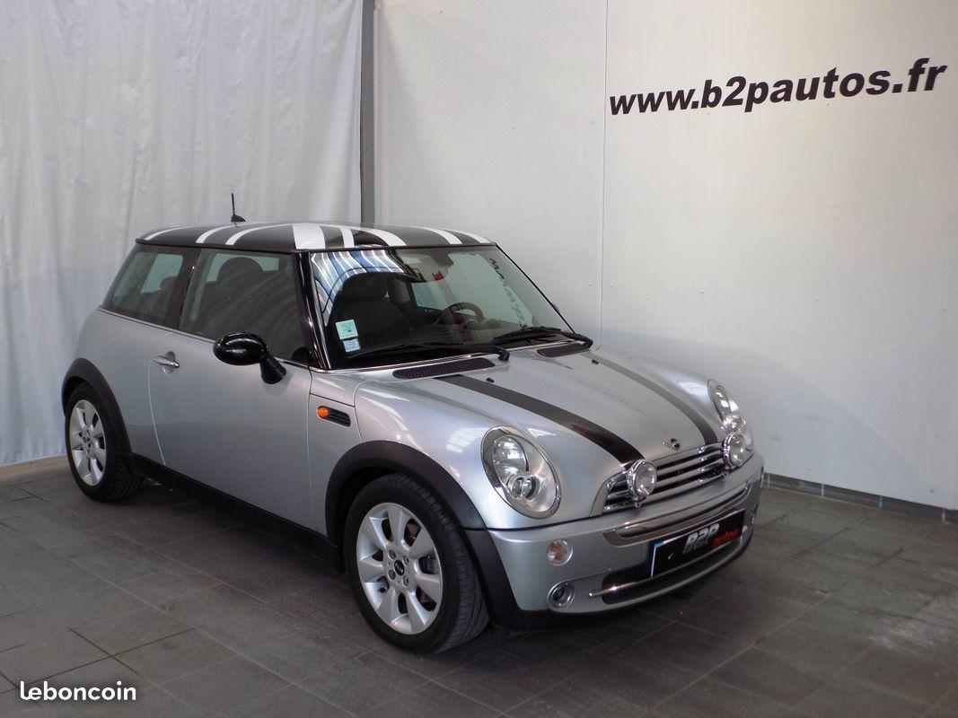 photo vehicule vendu - Mini cooper 115 cv