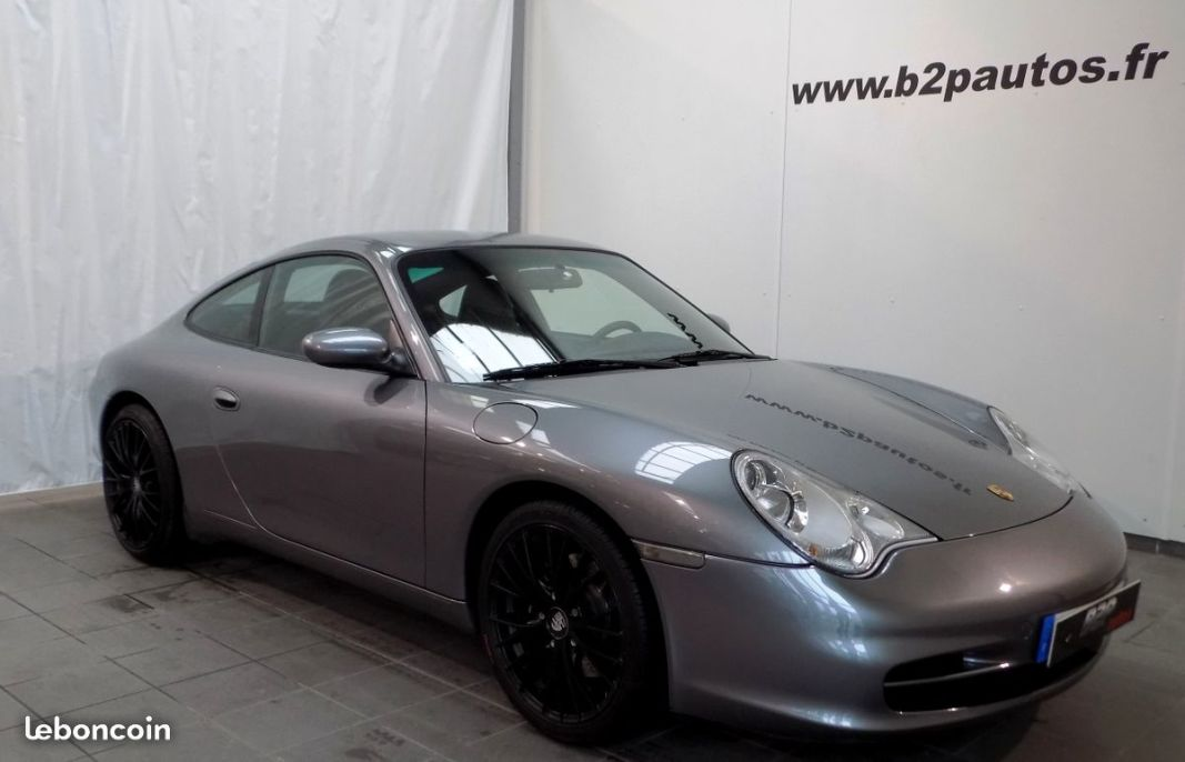 photo vehicule vendu - Porsche 996 phase 2 911 3.6 l 320 cv