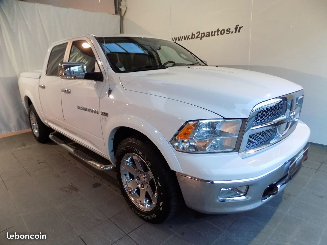 photo vehicule vendu - Dodge ram 1500 laramie 40 000kms fr en stock 4x4