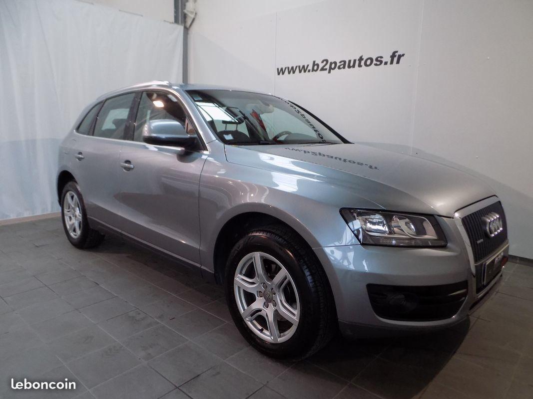 photo vehicule vendu - Audi q5 2.0 tdi 140 cv quattro