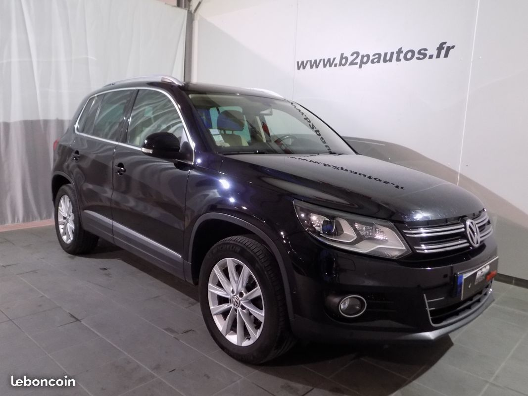 photo vehicule vendu - Volkswagen tiguan 2.0 tdi 4motion carat 4x4