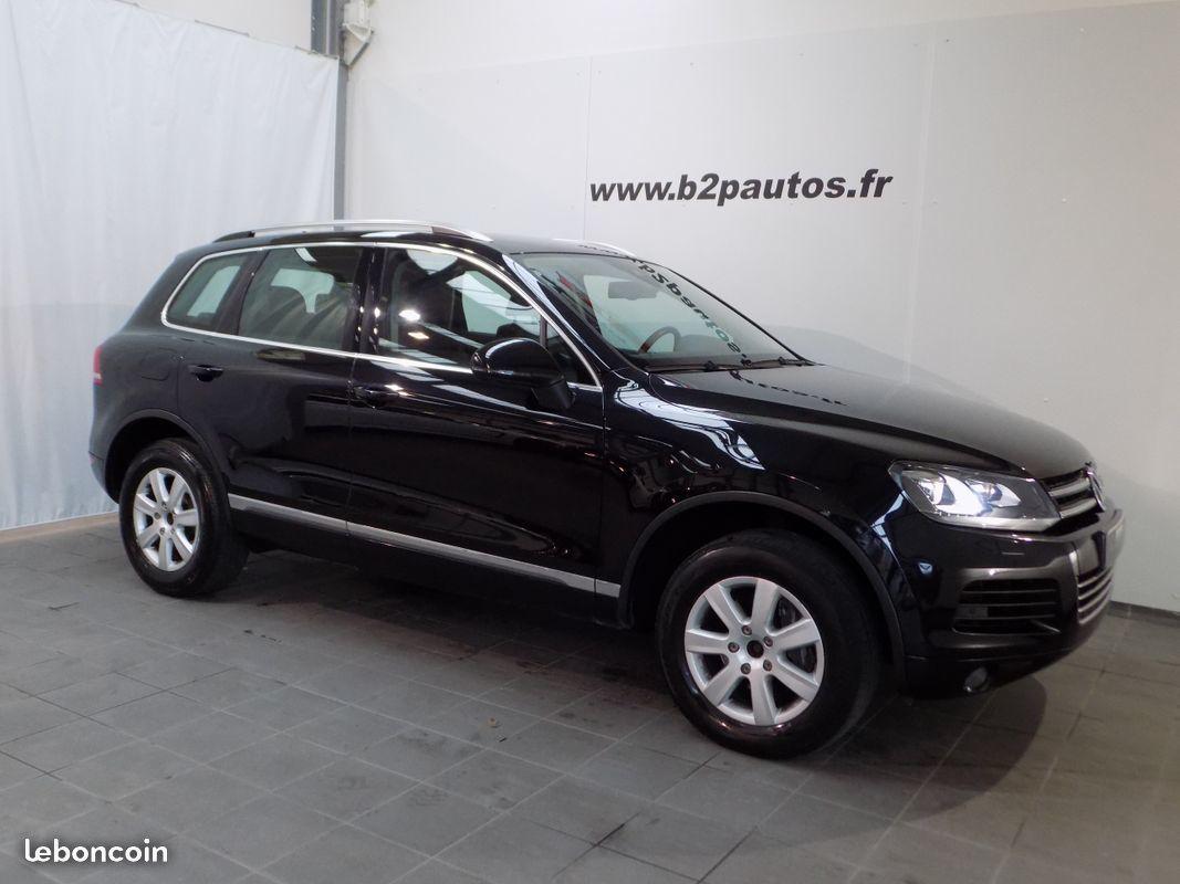 photo vehicule vendu - Volkswagen touareg v6 tdi 240 cv bva carat