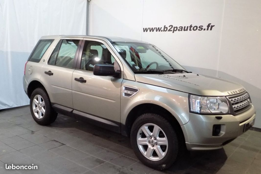 photo vehicule vendu - Land rover freelander td4 2.2 bva 150 cv hse