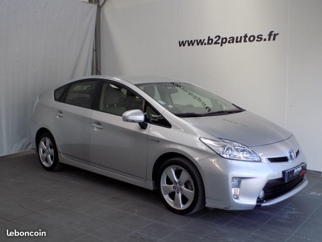 photo vehicule vendu - Toyota Prius hybride