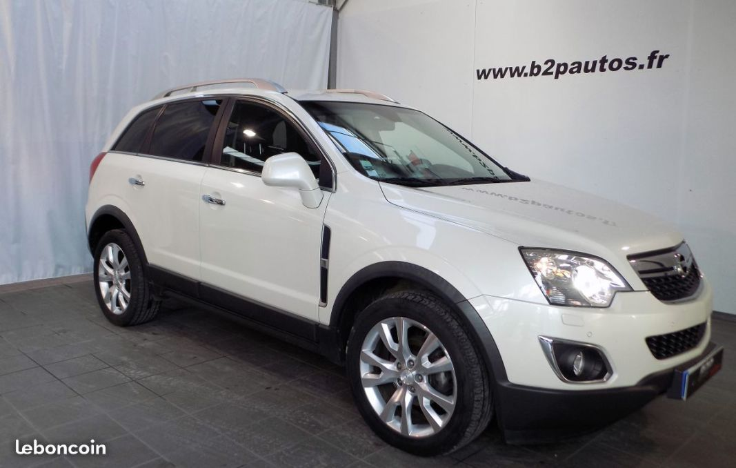 photo vehicule vendu - Opel antara 4x4 cosmo pack 184 cv