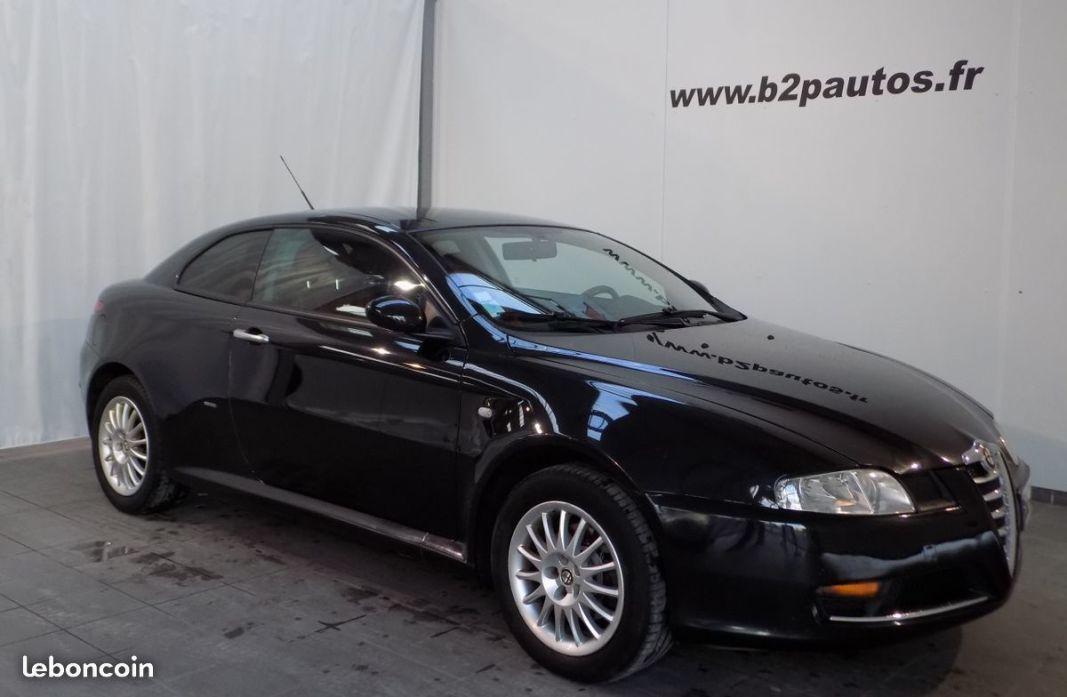 photo vehicule vendu - Alfa romeo gt 2.0 jts 166 cv selective