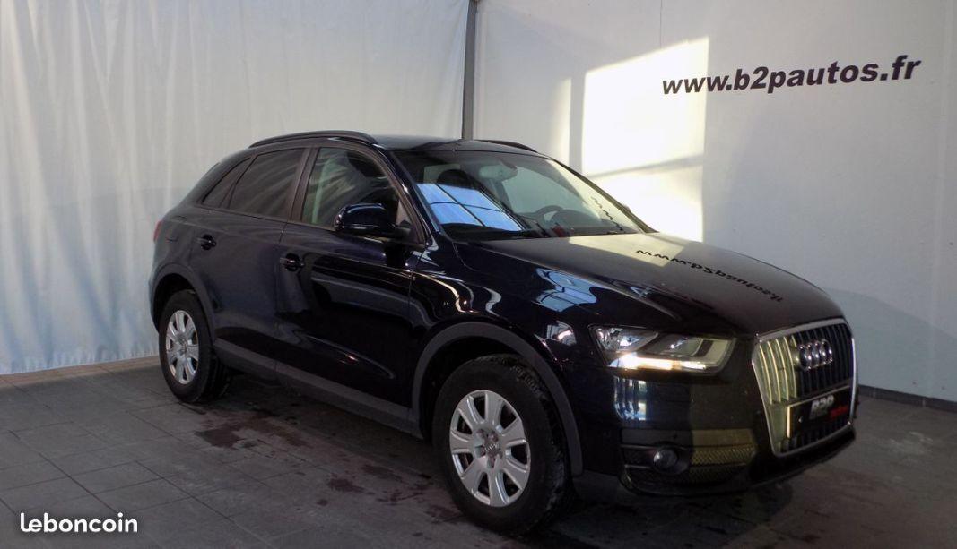 photo vehicule vendu - Audi q3 2.0 tfsi 170 cv bva quattro ambition luxe