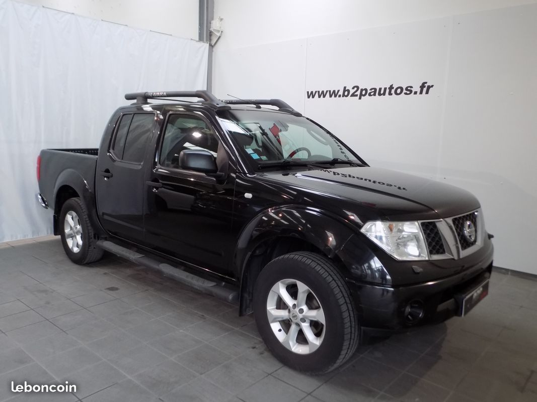 photo vehicule vendu - Nissan Navara 2.5 dci 174 cv Double Cabine 4X4 BVA