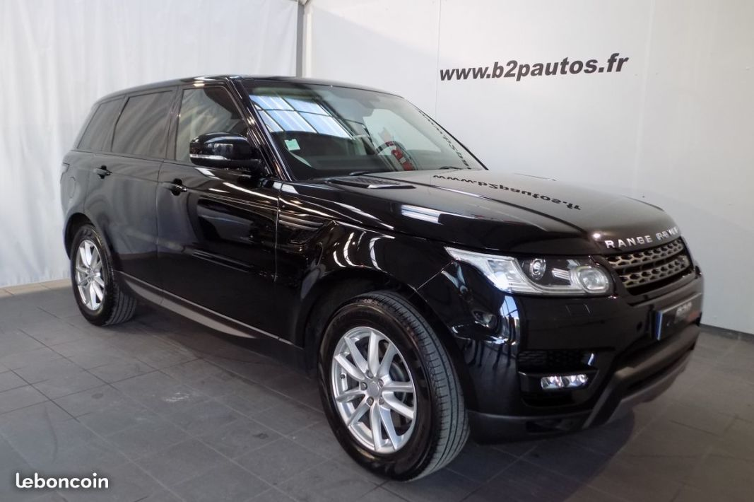 photo vehicule vendu - Land rover range rover sport 3.0 tdv6 258 cv bva 8