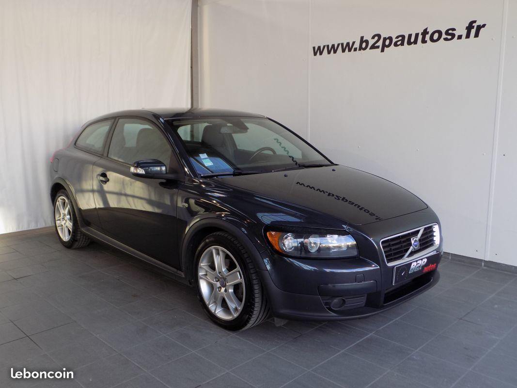 photo vehicule vendu - Volvo c30 1.6 d 110 cv