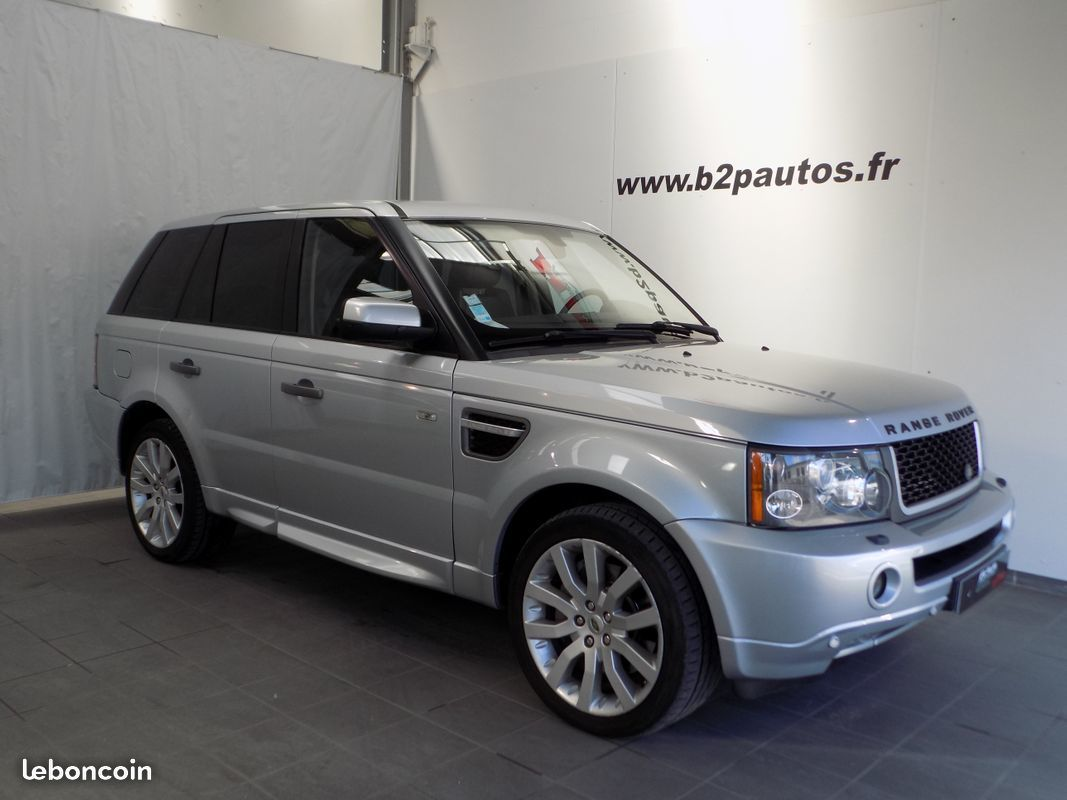 photo vehicule vendu - Land rover range rover sport hse 3.7 tdv8 272 cv