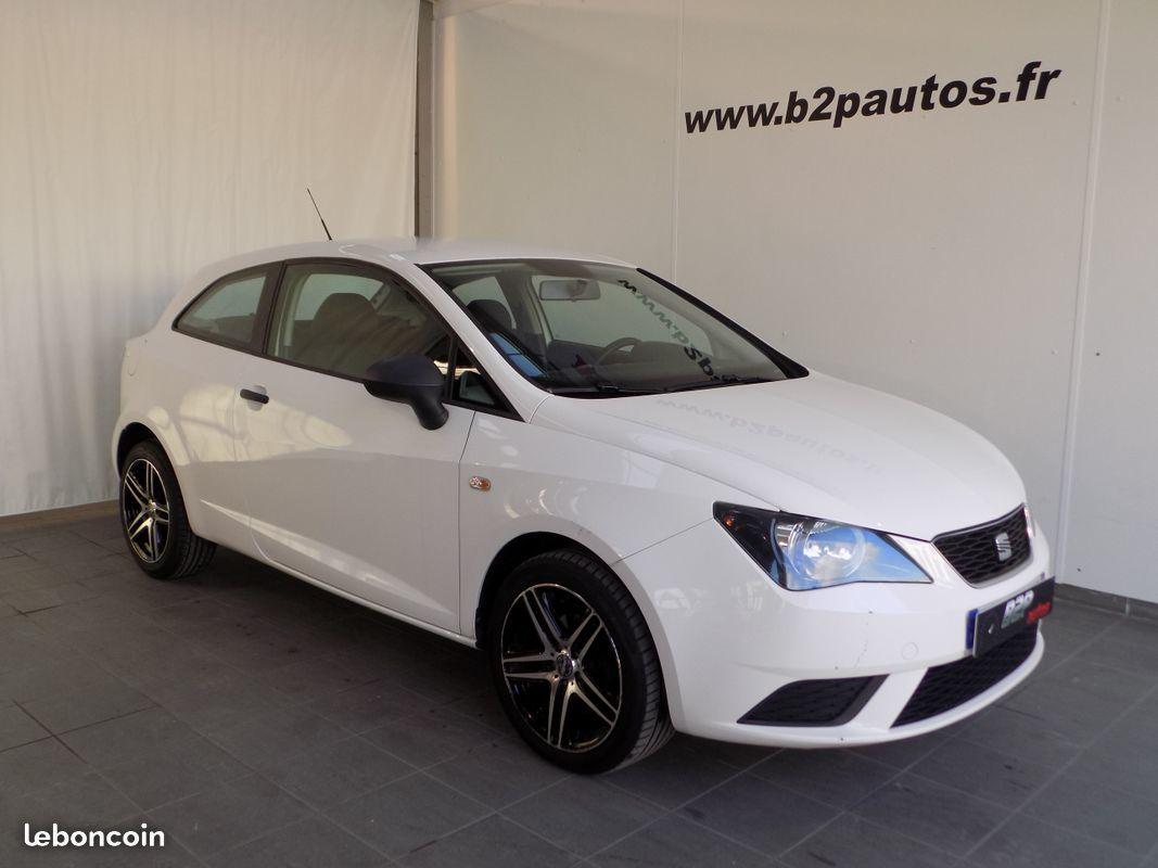 photo vehicule vendu - Seat ibiza 1.6 tdi 90 cv