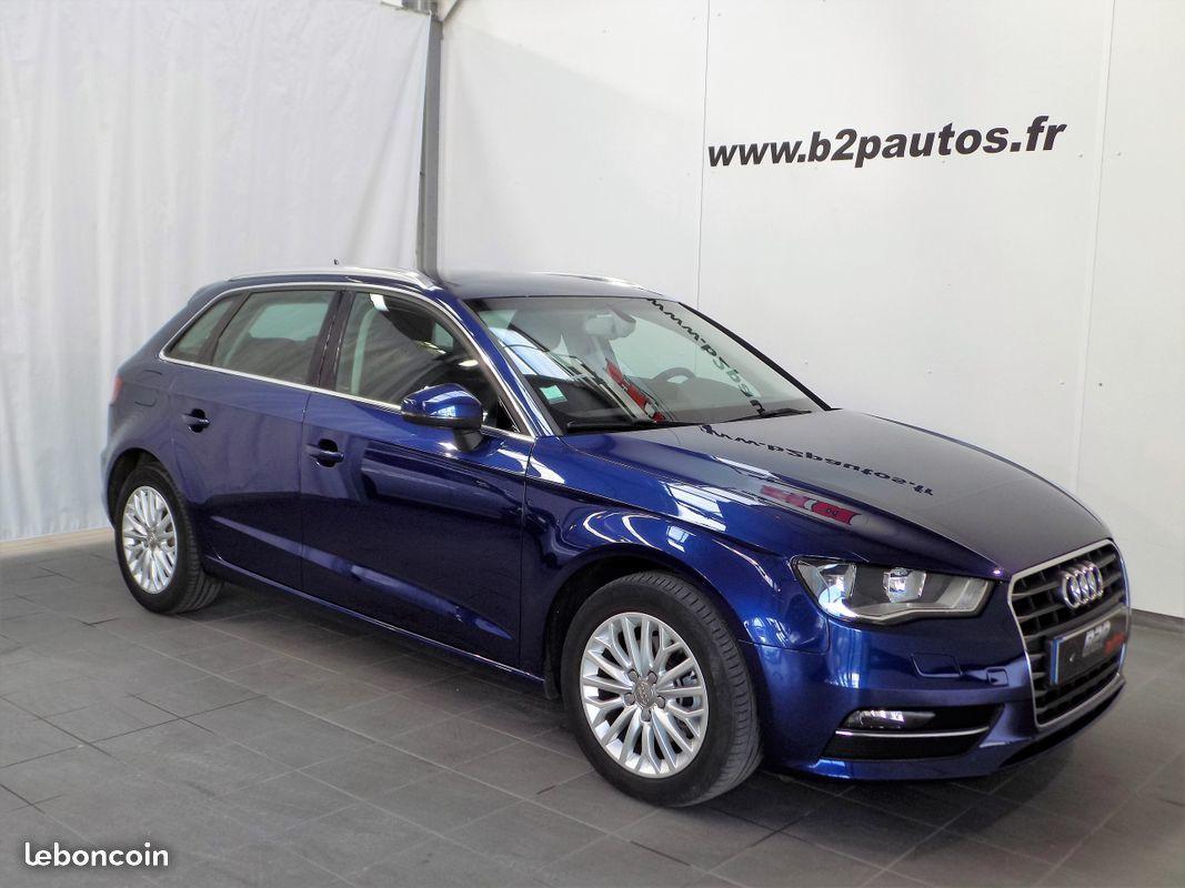 photo vehicule vendu - Audi a3 2.0 tdi 150 cv ambiente sportback
