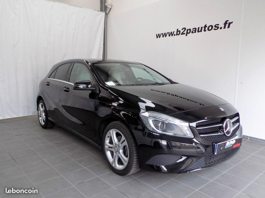 photo vehicule vendu - Mercedes classe a180 cdi sport xenon