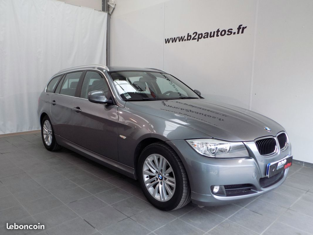 photo vehicule vendu - Bmw 320d touring pack luxe