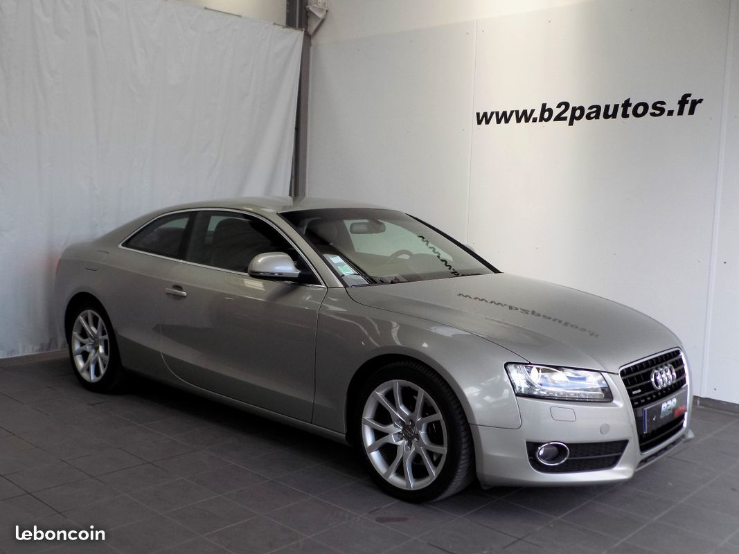 photo vehicule vendu - Audi a5 3.0 tdi quattro 240cv